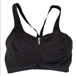 Victoria's Secret Zip-Up Sports Bra 32D